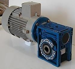 Elektromotor met reductor